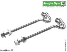 Houpačkové háky BT pro herní sestavy Jungle Gym