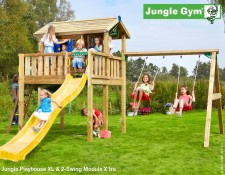 Playhouse_for_kids_Playhouse_XL_2-Swing_Xtra_1511_1
