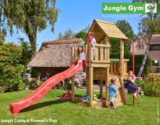 Wooden_play_equipment_Jungle_Cubby_Firemans_Pole_1511