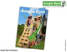 Katalog dětských hřišť Jungle Gym