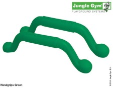 Zelená madla Jungle Gym